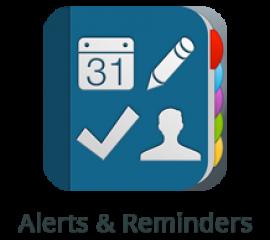 Alerts & Reminders